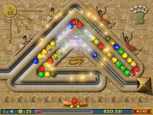 Hit games like Luxor would remain at the top of the charts for six months before the downloadable PC game market got saturated