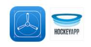 Almost every developer does their initial iterations on Android primarily because Apple reviews can take over a week.  On left, Apple's tool Testflight; at right HockeyApp that is commonly used across both platforms.